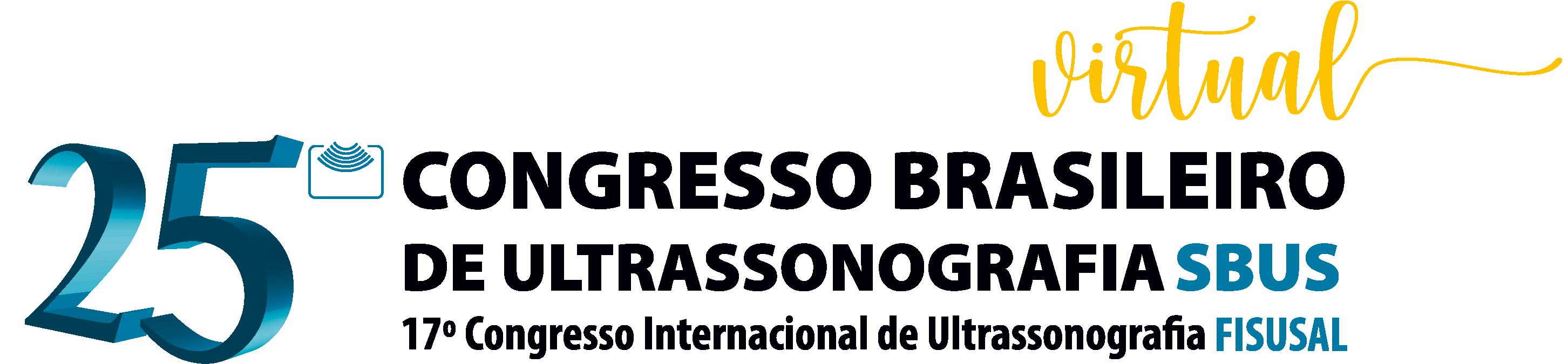 Congresso Brasileiro de Ultrassonografia SBUS e 17º Congresso Internacional de Ultrassonografia FISUSAL |  2021